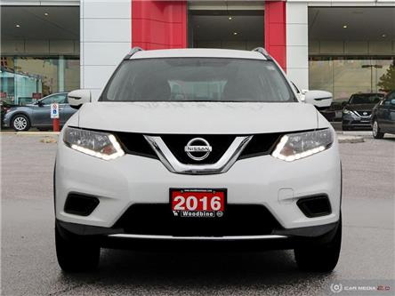 2016 Nissan Rogue S (Stk: P7521) in Etobicoke - Image 2 of 27
