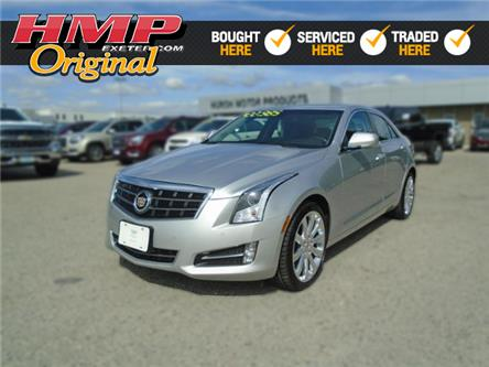 2014 Cadillac ATS 3.6L Premium (Stk: 63488) in Exeter - Image 1 of 30
