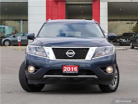 2016 Nissan Pathfinder SV (Stk: P7525) in Etobicoke - Image 2 of 24
