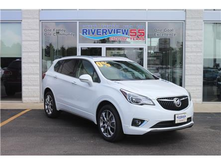 2019 Buick Envision Essence (Stk: 19253) in WALLACEBURG - Image 2 of 6