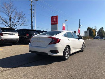 2016 Honda Civic LX (Stk: U6421) in Waterloo - Image 2 of 2