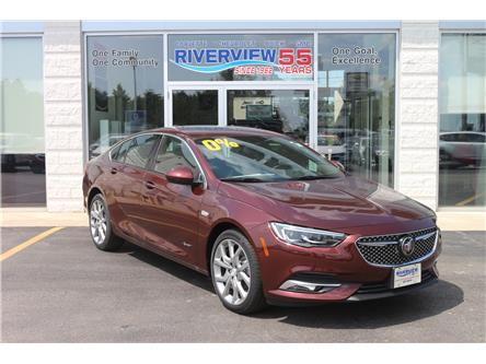 2019 Buick Regal Sportback Avenir (Stk: 19089) in WALLACEBURG - Image 2 of 6