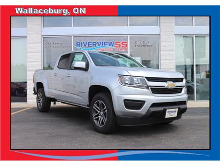 2019 Chevrolet Colorado WT (Stk: 19261) in WALLACEBURG - Image 1 of 6