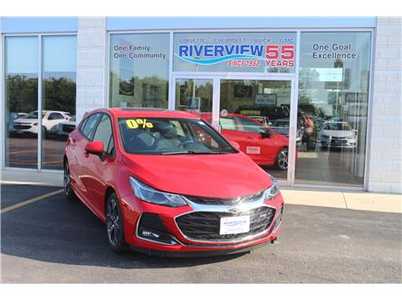 2019 Chevrolet Cruze LT (Stk: 19256) in WALLACEBURG - Image 2 of 6
