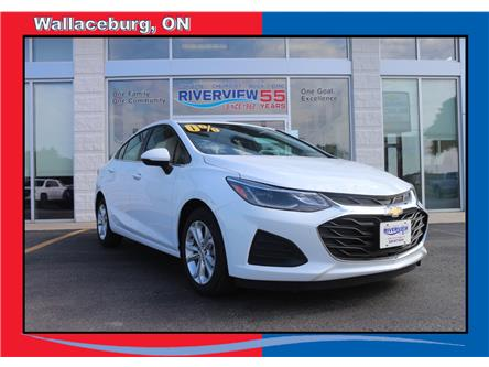 2019 Chevrolet Cruze LT (Stk: 19217) in WALLACEBURG - Image 1 of 5