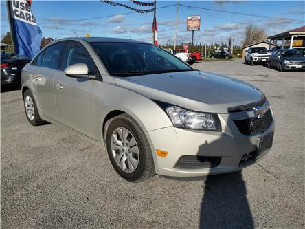2014 Chevrolet Cruze 2LT (Stk: ) in Kemptville - Image 1 of 14