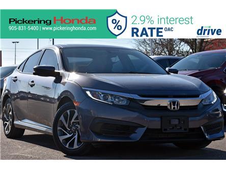 2016 Honda Civic EX (Stk: P5366) in Pickering - Image 1 of 31