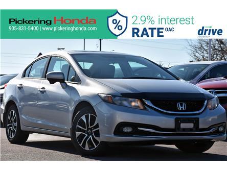 2015 Honda Civic EX (Stk: P5362) in Pickering - Image 1 of 32