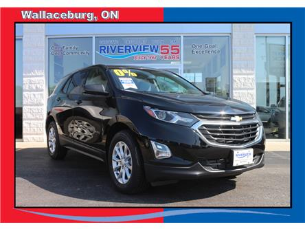 2019 Chevrolet Equinox LS (Stk: 19052) in WALLACEBURG - Image 1 of 7