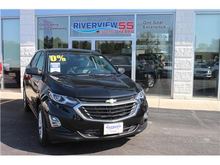 2019 Chevrolet Equinox LS (Stk: 19052) in WALLACEBURG - Image 2 of 7
