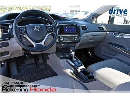 2015 Honda Civic EX (Stk: P5362) in Pickering - Image 2 of 32