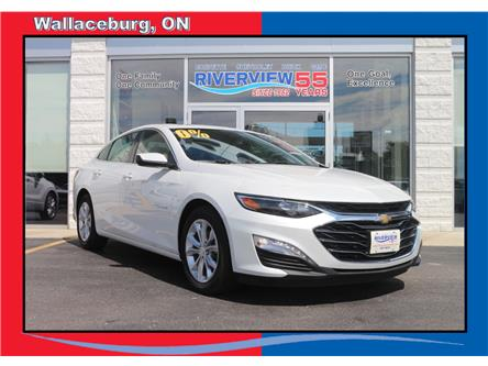 2019 Chevrolet Malibu LT (Stk: 19128) in WALLACEBURG - Image 1 of 6