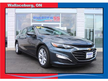 2019 Chevrolet Malibu LT (Stk: 19221) in WALLACEBURG - Image 1 of 5