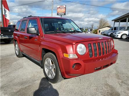 2008 Jeep Patriot Sport/North (Stk: ) in Kemptville - Image 1 of 18