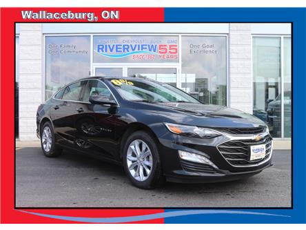 2019 Chevrolet Malibu LT (Stk: 19225) in WALLACEBURG - Image 1 of 6