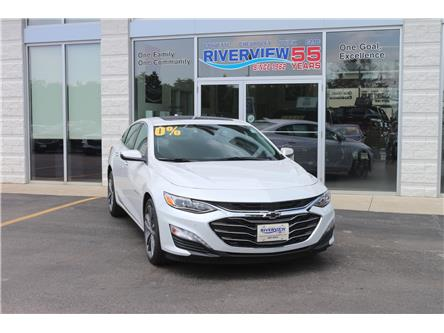 2019 Chevrolet Malibu Premier (Stk: 19226) in WALLACEBURG - Image 2 of 5