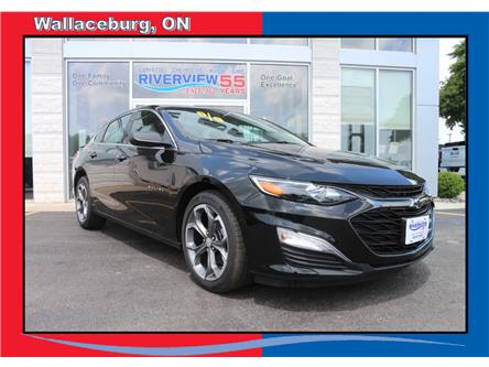 2019 Chevrolet Malibu RS (Stk: 19353) in WALLACEBURG - Image 1 of 5