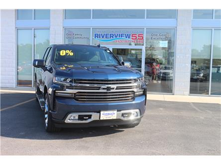 2019 Chevrolet Silverado 1500 High Country (Stk: 19368) in WALLACEBURG - Image 2 of 6