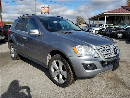 2011 Mercedes-Benz M-Class Base (Stk: ) in Kemptville - Image 1 of 21