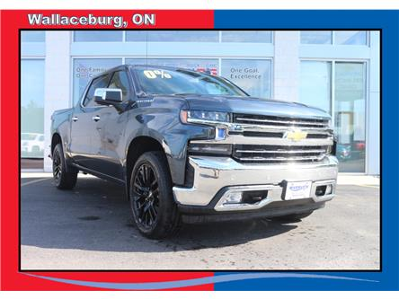 2019 Chevrolet Silverado 1500 LTZ (Stk: 19196) in WALLACEBURG - Image 1 of 8