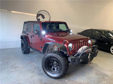 2008 Jeep Wrangler Unlimited Rubicon (Stk: 1214) in Halifax - Image 1 of 22