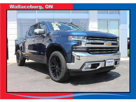 2019 Chevrolet Silverado 1500 LTZ (Stk: 19283) in WALLACEBURG - Image 1 of 8