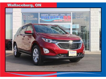 2020 Chevrolet Equinox LT (Stk: 20007) in WALLACEBURG - Image 1 of 8