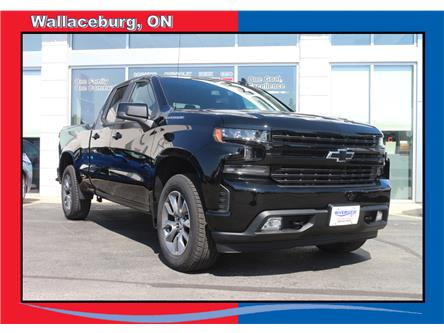 2020 Chevrolet Silverado 1500 RST (Stk: 20008) in WALLACEBURG - Image 1 of 6