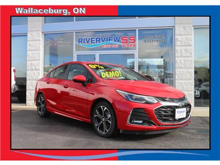 2019 Chevrolet Cruze LT (Stk: 19176) in WALLACEBURG - Image 1 of 6