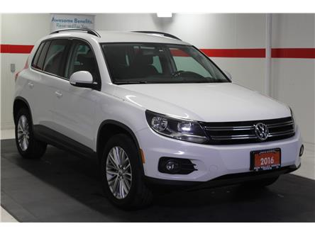 2016 Volkswagen Tiguan Special Edition (Stk: 299590S) in Markham - Image 1 of 21