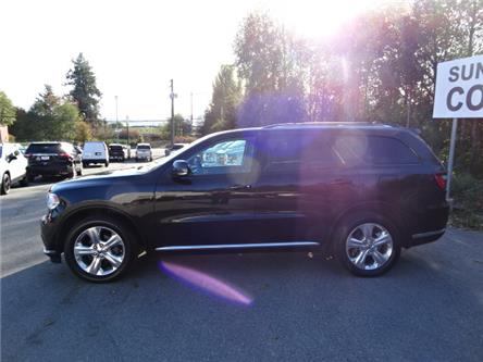 2015 Dodge Durango Limited (Stk: TK243243A) in Sechelt - Image 2 of 27