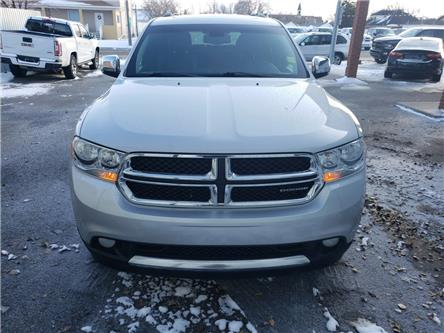 2012 Dodge Durango Crew Plus (Stk: 16037) in Fort Macleod - Image 2 of 21
