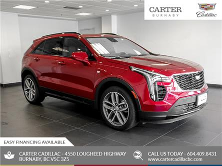 2019 Cadillac XT4 Sport (Stk: C9-66100) in Burnaby - Image 1 of 24