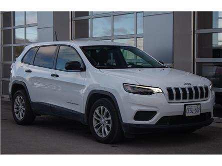2019 Jeep Cherokee Sport (Stk: 41669D) in Innisfil - Image 1 of 21