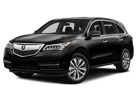 2015 Acura MDX Navigation Package (Stk: 19318A) in WALLACEBURG - Image 1 of 10