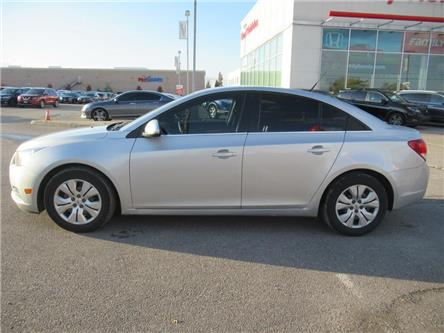 2012 Chevrolet Cruze LT Turbo | FREE MATS | GAS SAVER! (Stk: 179796T) in Brampton - Image 2 of 22