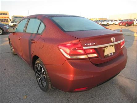 2015 Honda Civic EX | 4 NEW TIRES | ALL NEW BRAKES! | ECO MODE&MORE (Stk: 034309T) in Brampton - Image 2 of 29