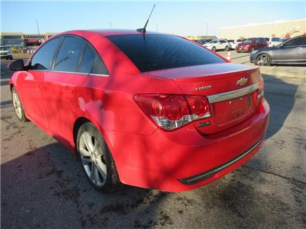 2012 Chevrolet Cruze LT Turbo | SUNROOF | FREE TIRES | (Stk: 171036T) in Brampton - Image 2 of 13