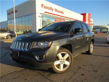 2014 Jeep Compass SPORT NORTH | HEATED SEATS | SUNROOF | (Stk: 662264I) in Brampton - Image 1 of 24