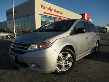 2012 Honda Odyssey Touring | NAVI | REAR ENTERTAINMENT | (Stk: 502388T) in Brampton - Image 1 of 30