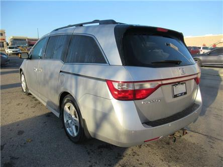 2012 Honda Odyssey Touring | NAVI | REAR ENTERTAINMENT | (Stk: 502388T) in Brampton - Image 2 of 30