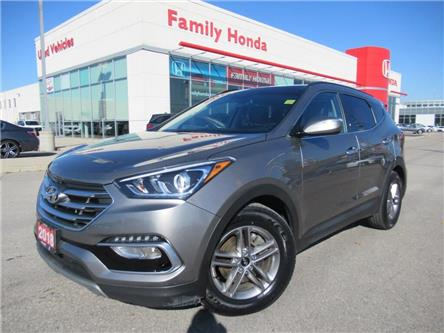 2018 Hyundai Santa Fe Sport LUXURY | NAVI | HEATED SEATS | REVERSE CAM | (Stk: 547933X) in Brampton - Image 1 of 30