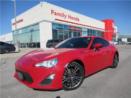 2014 Scion FR-S BLUETOOTH | FREE MATS | RED INTERIOR STITCHING | (Stk: 709948T) in Brampton - Image 1 of 21