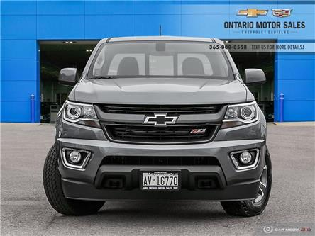 2020 Chevrolet Colorado Z71 (Stk: T0113257) in Oshawa - Image 2 of 19