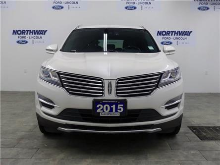 2015 Lincoln MKC Select | AWD | NAV | HTD/AC LEATHER | PANOROOF | (Stk: F294532A) in Brantford - Image 2 of 40