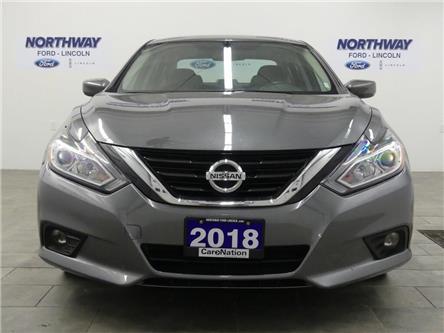 2018 Nissan Altima SV | PWR HTD SEATS | BACKUP CAM | SUNROOF | (Stk: DR661) in Brantford - Image 2 of 28