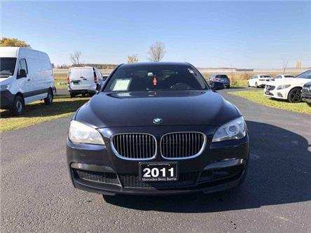2011 BMW 750 Li xDrive (Stk: 19MB051B) in Innisfil - Image 2 of 30