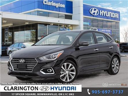 2020 Hyundai Accent Ultimate (Stk: 19811) in Clarington - Image 1 of 23