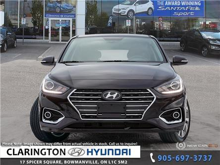 2020 Hyundai Accent Ultimate (Stk: 19811) in Clarington - Image 2 of 23