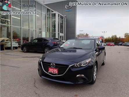 2015 Mazda Mazda3 GX (Stk: 14300) in Newmarket - Image 1 of 30
